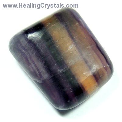 "Tumbled Fluorite ""Hand Polished\"" (China) - Tumbled Stones"