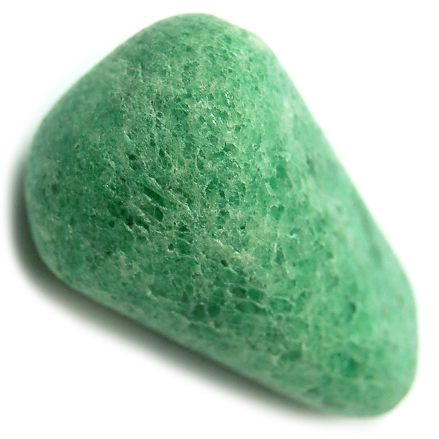 Tumbled Emerald Fuchsite (India) - Tumbled Stones photo 6