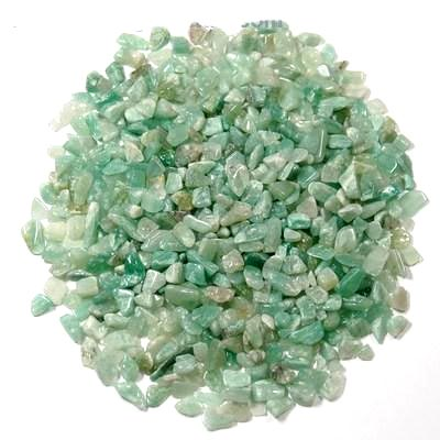 Tumbled Green Aventurine Chips (Africa)