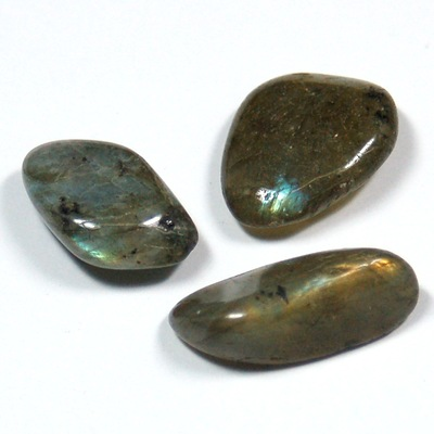 Tumbled Labradorite - Tumbled Stones photo 2