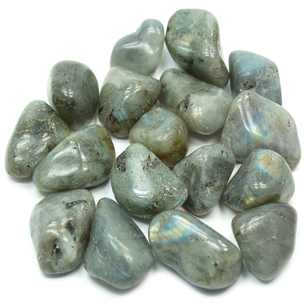 Tumbled Labradorite - Tumbled Stones photo 5