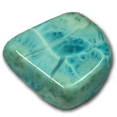 Tumbled Larimar - Tumbled Stones