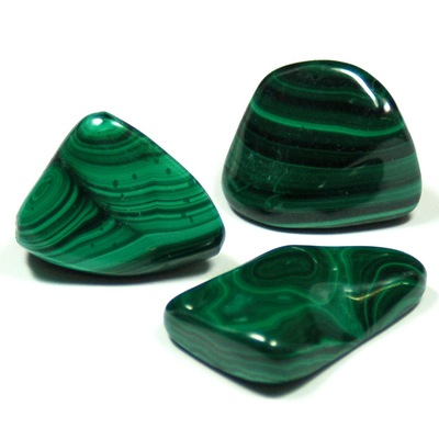 Tumbled Malachite - Tumbled Stones photo 8