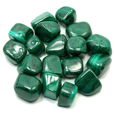 Tumbled Malachite - Tumbled Stones photo 2