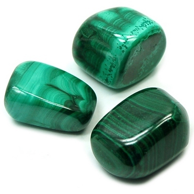 Tumbled Malachite - Tumbled Stones photo 6