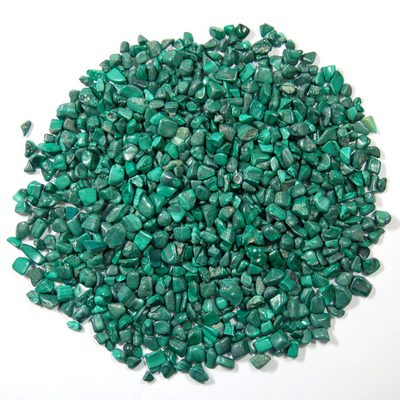 Tumbled Malachite Chips (Zaire)