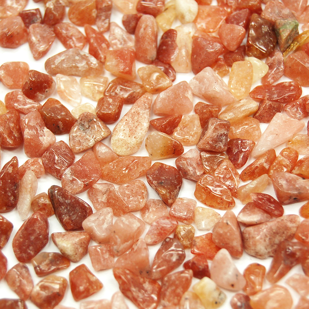 Discontinued - Tumbled Pink Aventurine Chips (India)