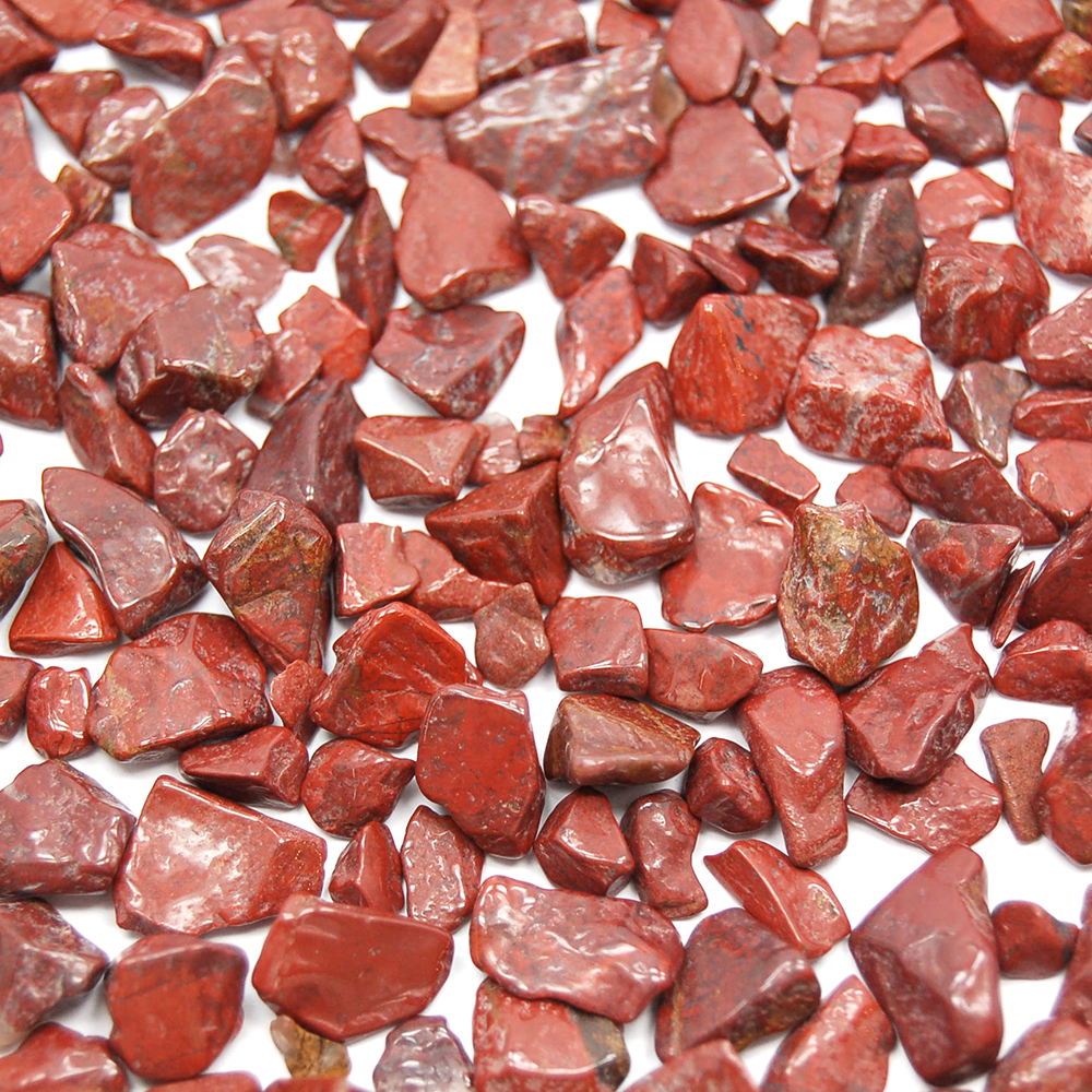 Tumbled Red Jasper Chips (Africa)