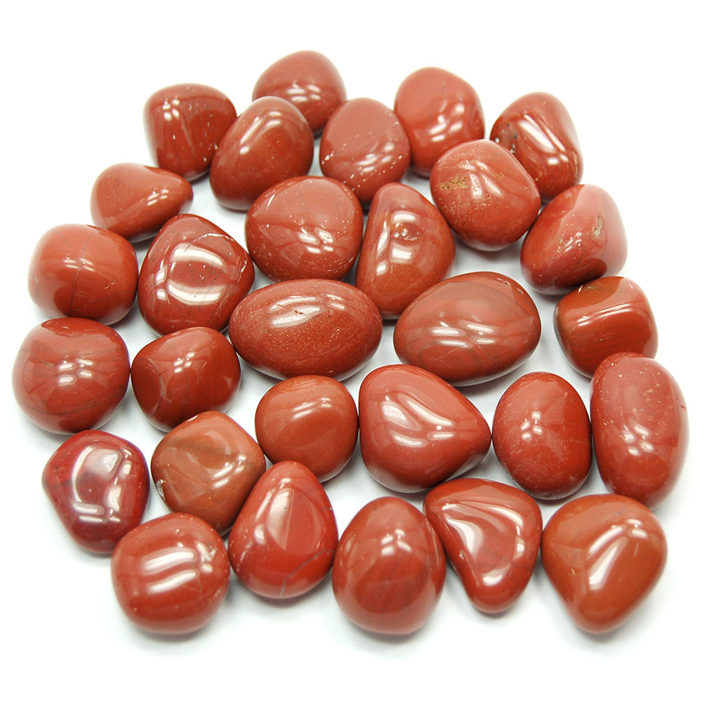 Tumbled Red Jasper - Tumbled Stones photo 5