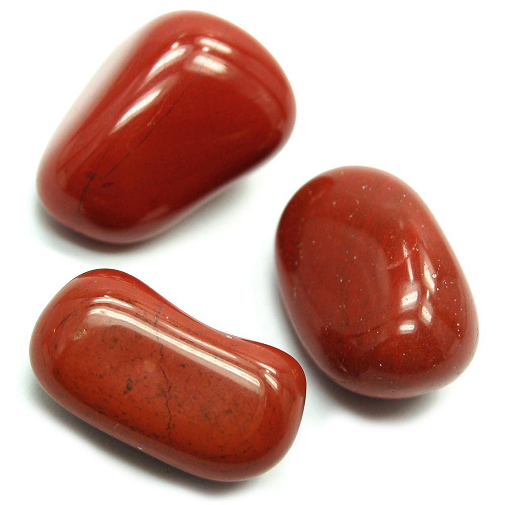 Tumbled Red Jasper - Tumbled Stones photo 6