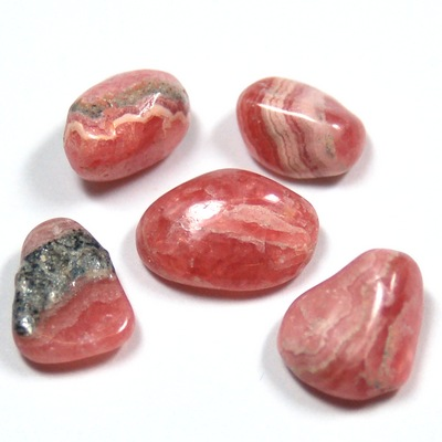 Tumbled Rhodochrosite - Tumbled Stones photo 7