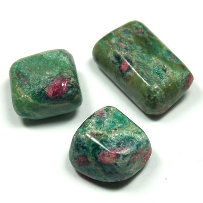 Tumbled Ruby Zoisite - Tumbled Stones photo 8