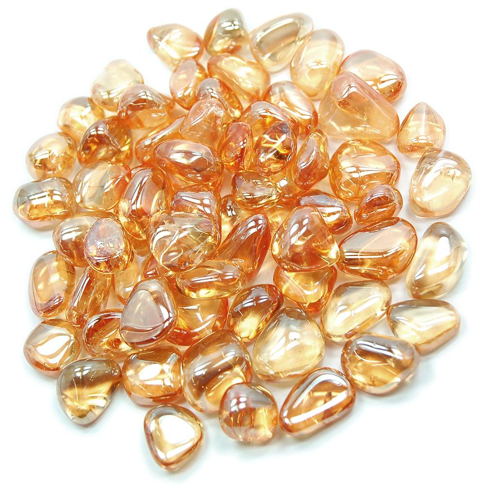 Tumbled Tangerine Aura