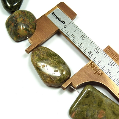 Discontinued - Unakite Beads (India)