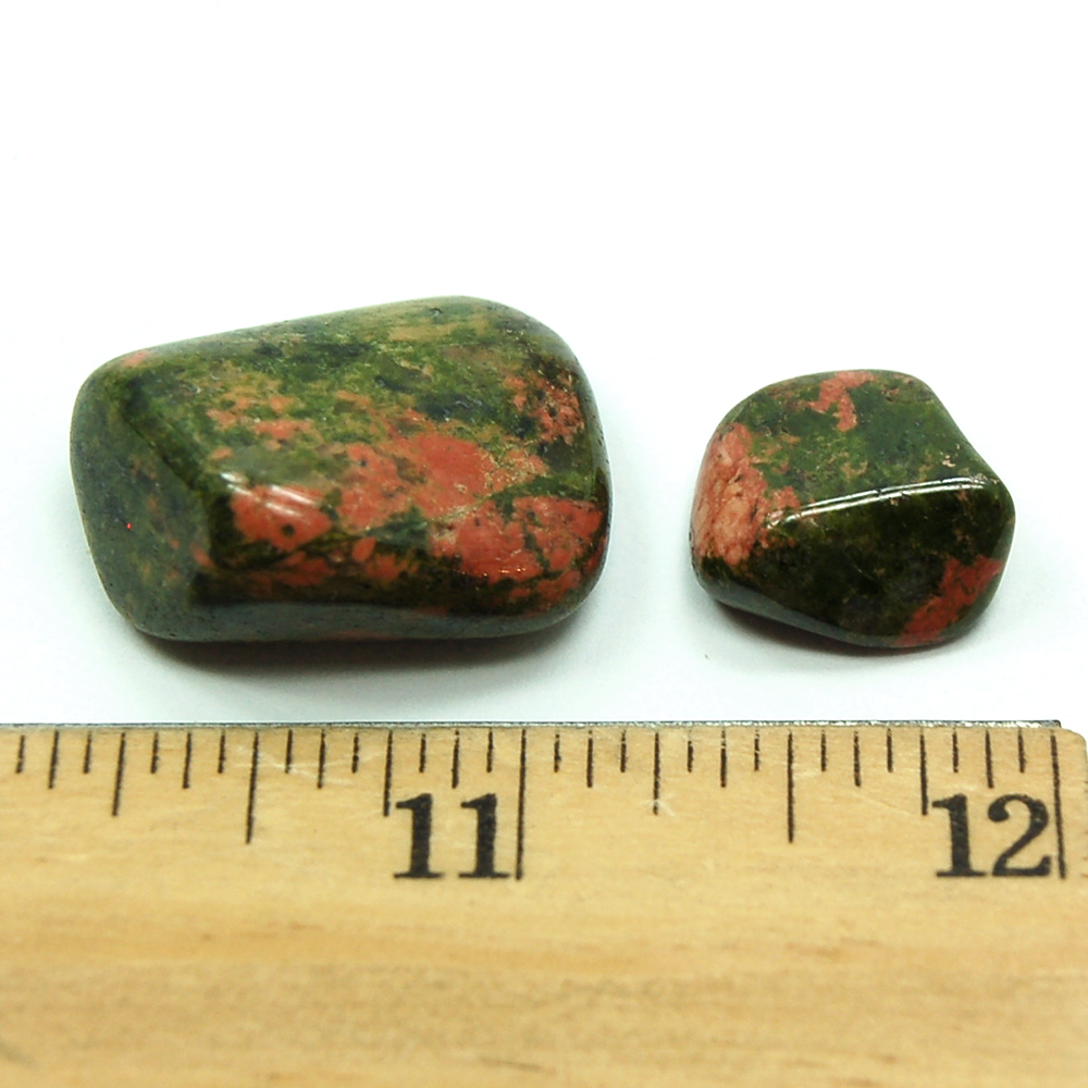 Tumbled Unakite - Tumbled Stones photo 4