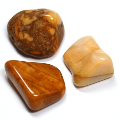 Tumbled Yellow Jasper - Tumbled Stones photo 6