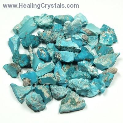Turquoise Natural Chips (Arizona)