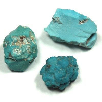 Turquoise Natural Chips