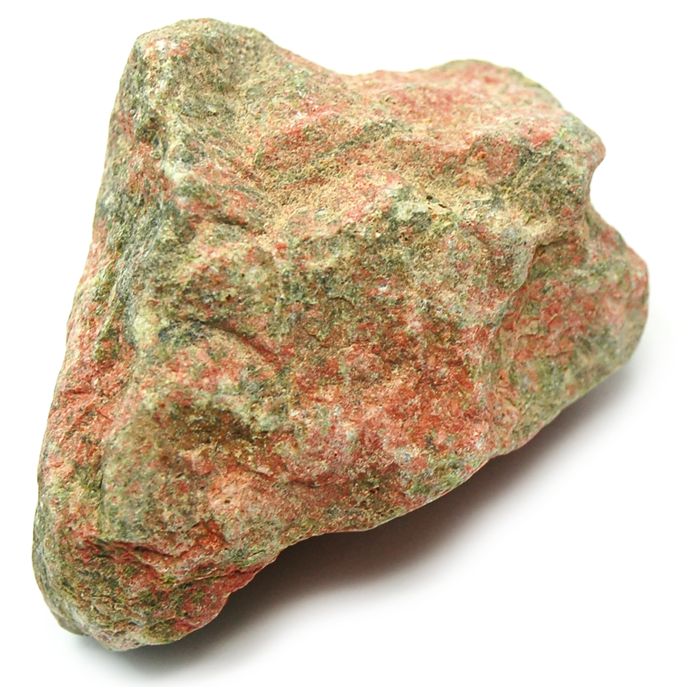 Unakite Natural Chunks (S. Africa)