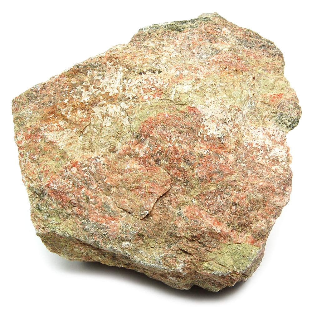 Specimen - Unakite Natural Chunks (India)