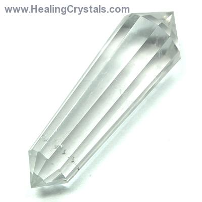 Vogels - Vogel Style 12-Sided Clear Quartz DT Wands (India)