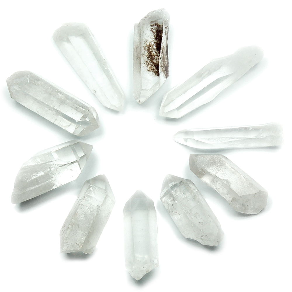 Clear Quartz Points (Wholesale Bag)