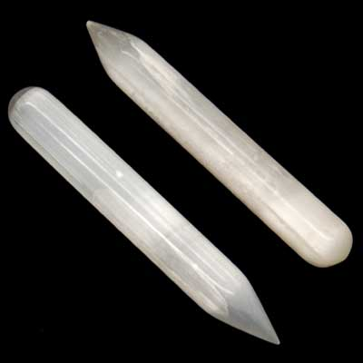 Wand - Selenite Massage Wands