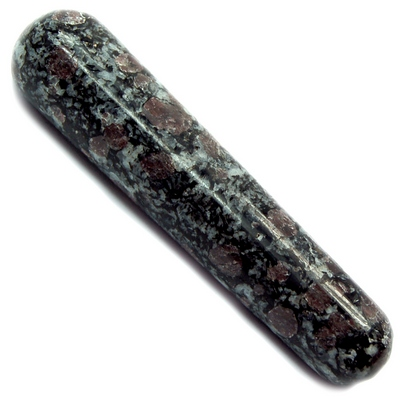 Spinel in Matrix Massage Wands (India)