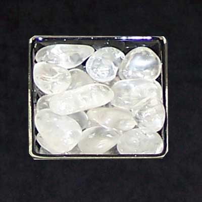 ASST#1 - 10 different Tumbled Stones - 25pc. bags