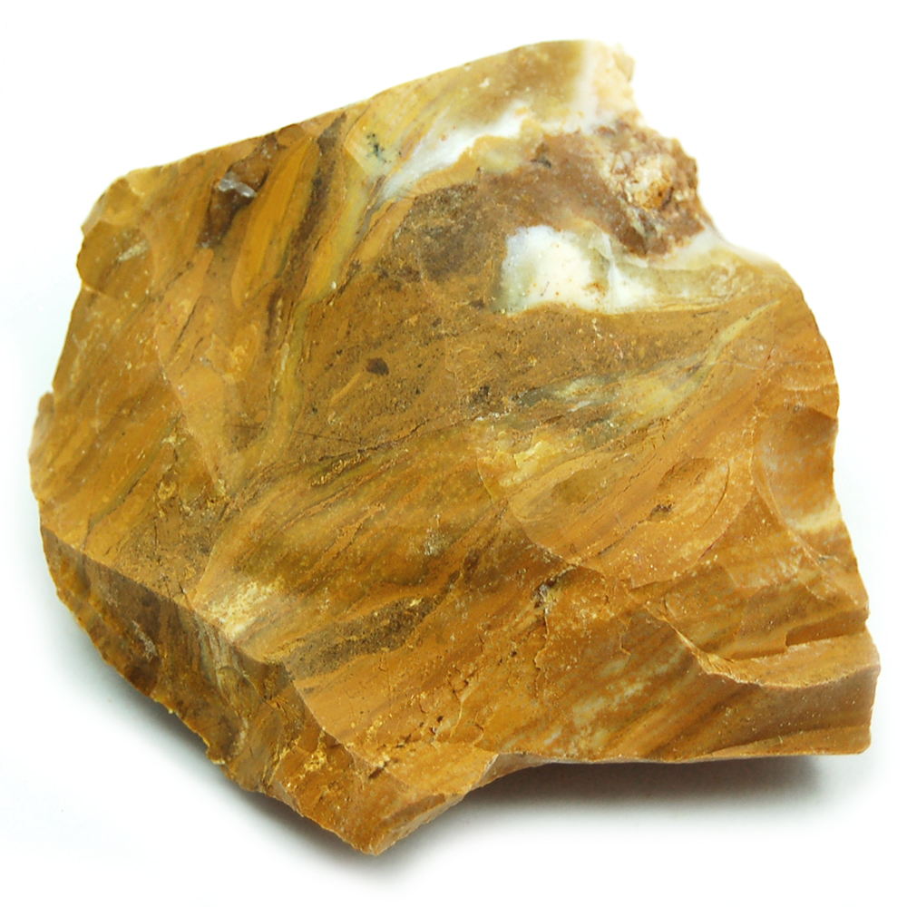 Yellow Jasper Natural Chunks (South Africa)