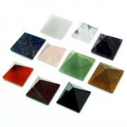 Discontinued - 10pc. Chakra Pyramid Assortment 2 (India)