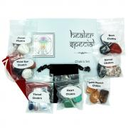 Healer Special - 21 different Crystals for 7 Chakras