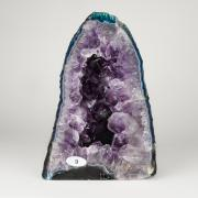 Amethyst Cathedral Geode Specimens #7-12 (Brazil)