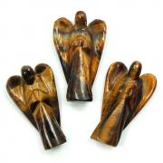 Angels - Golden Tiger Eye Angel (India)