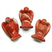Angels - Red Jasper Angel (China)