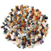 Assorted Tumbled Mini Chips - 12 Different Stones (India)