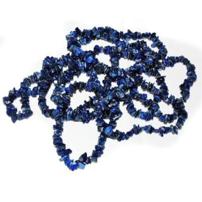 Bracelets - Lapis Lazuli Single Strand Bracelet (India)