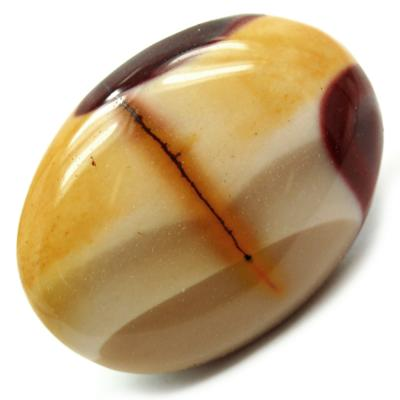 "Cabochons - Mookaite Jasper Cabochon ""Free-Form"" (India)"