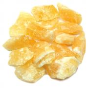 Calcite - Orange Calcite Natural Chunks (Mexico)