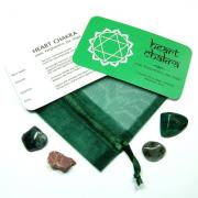Chakra Set - Premium Heart Assortment