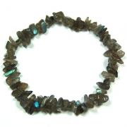 Bracelets - Labradorite Single Strand Bracelet (India)