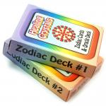 Crystal Information Cards / Zodiac Decks 1 and 2