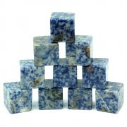 Sodalite Cubes