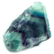 Fluorite - Fluorite (Mixed Colors) Chips/Chunks (China)
