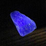 "Fluorite - Green Fluorite ""Fluorescent"" Chips/Chunks"