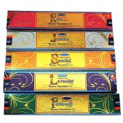 Incense - Assorted Incense Sticks & Matches