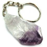 Amethyst Point Keychain (Brazil)