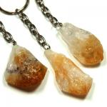Citrine Point Keychain (Brazil)