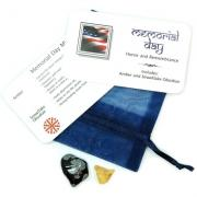 Mix - Tumbled Memorial Day Mix - 2 Piece Set w/Pouch