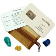 Mix - Tumbled Tranquility Mix - 3 Piece Set w/Pouch